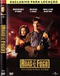 DVD RUAS DE FOGO