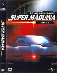 DVD SUPER MAQUINA - 1 TEMP - 8 DVDs - DUBLADA
