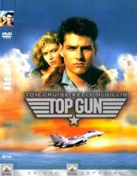 DVD TOP GUN - ASES INDOMÁVEIS
