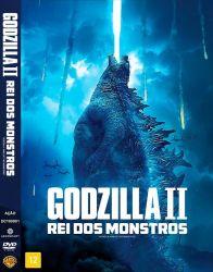 DVD GODZILLA 2 - REI DOS MONSTROS