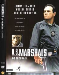 DVD U.S MARSHALS - DUBLADO