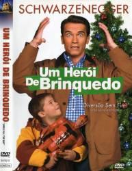 DVD UM HEROI DE BRINQUEDO - SCHWARZENEGGER