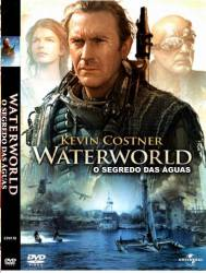 DVD WATERWORLD - O SEGREDO DAS ÁGUAS