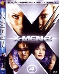 DVD X MEN - 2