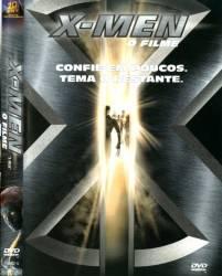 DVD X MEN - O FILME