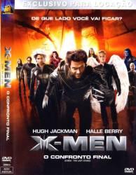 DVD X MEN 3 - O CONFRONTO FINAL