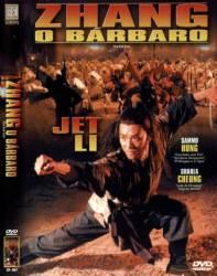 DVD ZHANG O BARBARO - JET LI