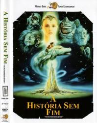 DVD A HISTÓRIA SEM FIM