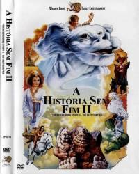 DVD A HISTÓRIA SEM FIM 2