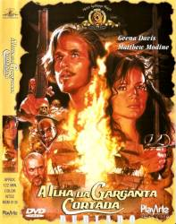 DVD A ILHA DA GARGANTA CORTADA