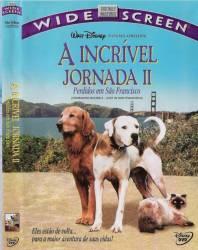 DVD A INCRIVEL JORNADA 2 - PERDIDOS EM SAO FRANCISCO