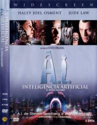 DVD A.I. INTELIGENCIA ARTIFICIAL