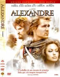 DVD ALEXANDRE O GRANDE - 2004