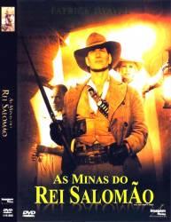 DVD AS MINAS DO REI SALOMAO - 2004