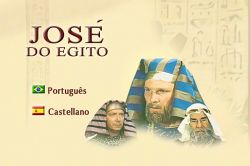 DVD JOSE DO EGITO - 1978
