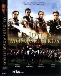 DVD OS JOVENS MOSQUETEIROS - TOBIAS MEHLER