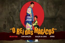 DVD O REI DOS MAGICOS - JERRY LEWIS