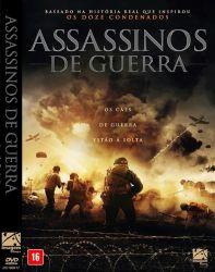 DVD ASSASSINOS DE GUERRA