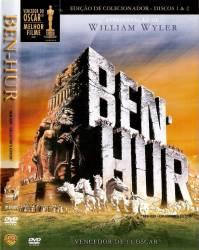 DVD BEN HUR - 1959 - DUPLO