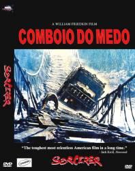 DVD COMBOIO DO MEDO