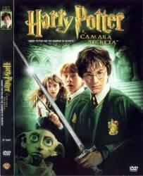 DVD HARRY POTTER - E A CAMARA SECRETA