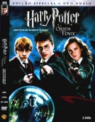DVD HARRY POTTER - E A ORDEM DE FENIX