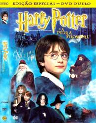 DVD HARRY POTTER - E A PEDRA FILOSOFAL