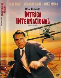 DVD INTRIGA INTERNACIONAL - ALFRED HITCHCOCK - 1959