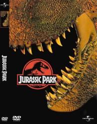 DVD JURASSIC PARK - PARQUE DOS DINOSSAUROS