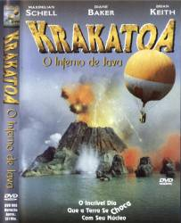 DVD KRAKATOA - O INFERNO DE JAVA - 1965