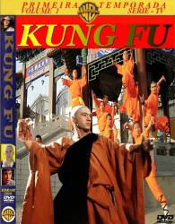 DVD KUNG FU - 1 TEMP - 6 DVDs
