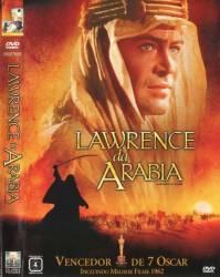 DVD LAWRENCE DA ARABIA - CLASSICO - 1962 - DVD DUPLO
