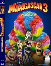 DVD MADAGASCAR 3