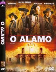DVD O ALAMO - 2004