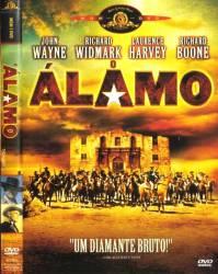DVD O ALAMO - JOHN WAYNE - 1960