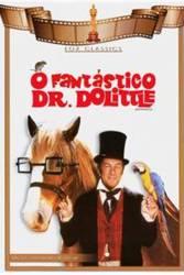 DVD O FANTASTICO DR DOLITTLE - 1967