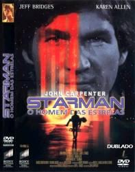 DVD STARMAN - O HOMEM DAS ESTRELAS - DUBLADO e LEGENDADO