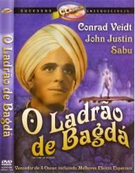 DVD O LADRAO DE BAGDA - 1940