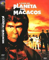 DVD O PLANETA DOS MACACOS - A FUGA
