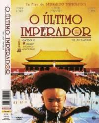 DVD O ULTIMO IMPERADOR