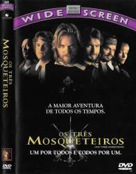 DVD OS TRES MOSQUETEIROS - 1993