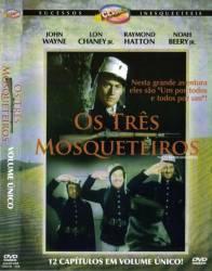 DVD OS TRES MOSQUETEIROS - JOHN WAYNE - 1933
