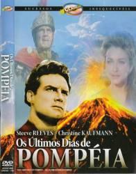 DVD OS ULTIMOS DIAS DE POMPEIA