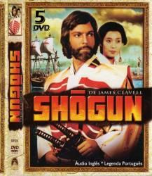 DVD SHOGUN - 5 DVDs