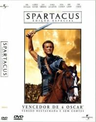 DVD SPARTACUS - CLÁSSICO - 1960 - DVD DUPLO