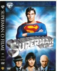 DVD SUPERMAN - O FILME