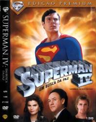 DVD SUPERMAN 4