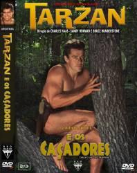 DVD TARZAN E OS CAÇADORES - 1958