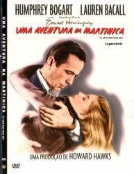 DVD UMA AVENTURA NA MARTINICA - 1945