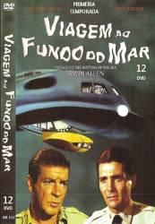 DVD VIAGEM AO FUNDO DO MAR - 1º TEMP - 12 DVDs - DUBLADOS